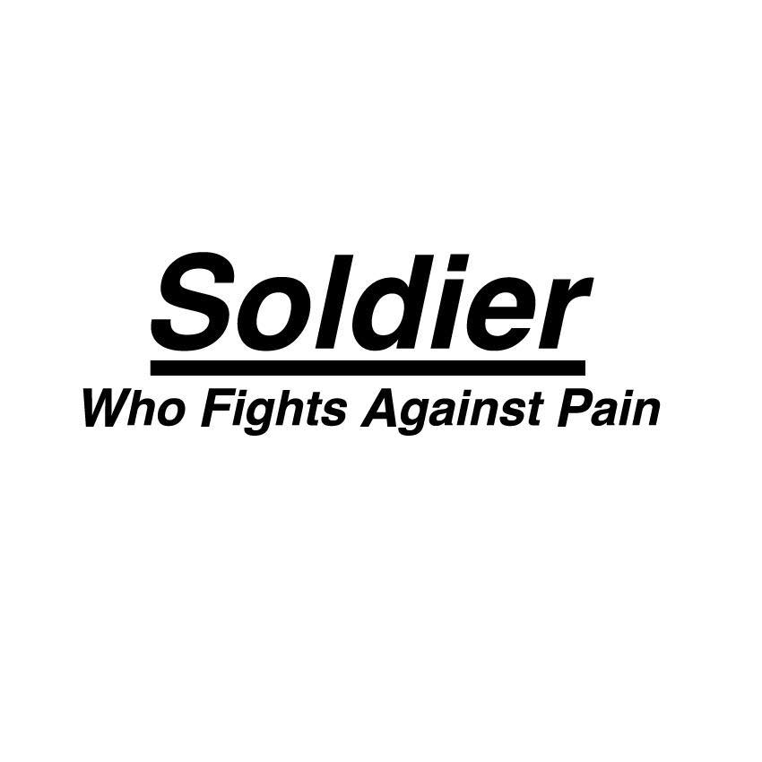 Soldier who fights against Pain