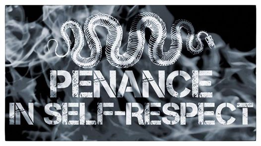 Penance in Self-Respect