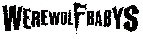 Werewolf Babys